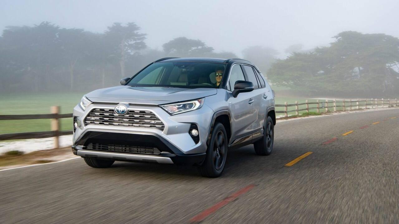 2021 Toyota RAV4 Hybrid gets new XLE Premium trim