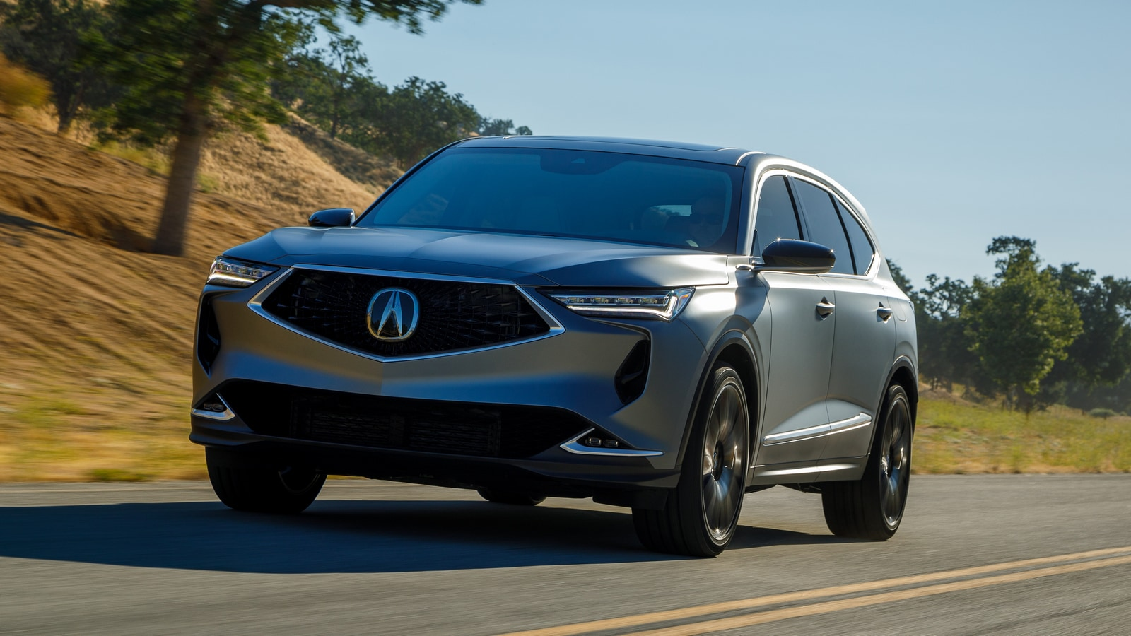 2022 Acura MDX: First Look