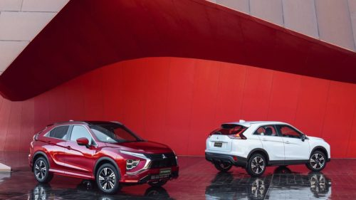 2022 Mitsubishi Eclipse Cross gets fresh styling