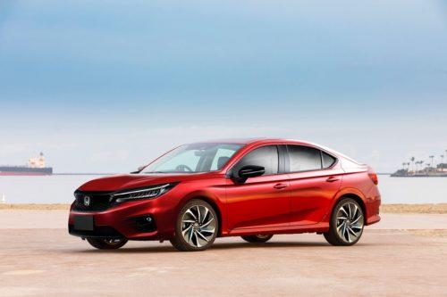 2022 Honda Civic Si Coming Only As A Sedan