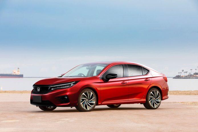 2022 Honda Civic Sedan: Here's What It Could Look Like