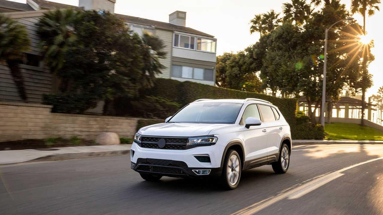 2022 Volkswagen Taos: First Look