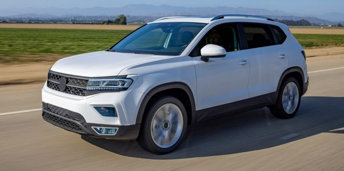 2022 Volkswagen Taos Prototype First Drive Review: Small SUV, Big Job