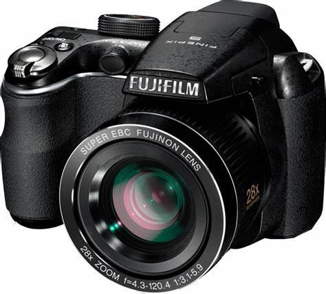 Fujifilm FinePix S3400 / S3450 Camera