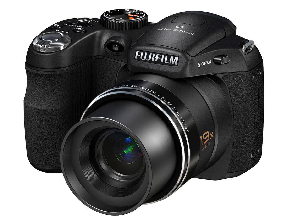 Fujifilm FinePix S1800 / S1880 Camera