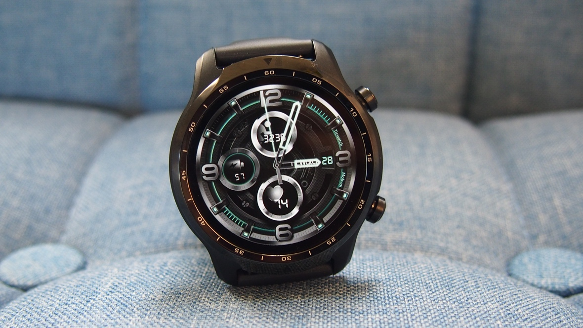 TicWatch Pro 3 review: powerful specs but fitness lags