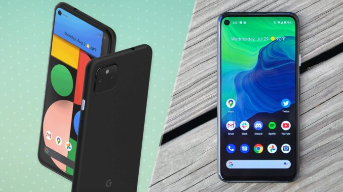 Which affordable phone is for you? - Google Pixel 4a 5G vs. Pixel 4a