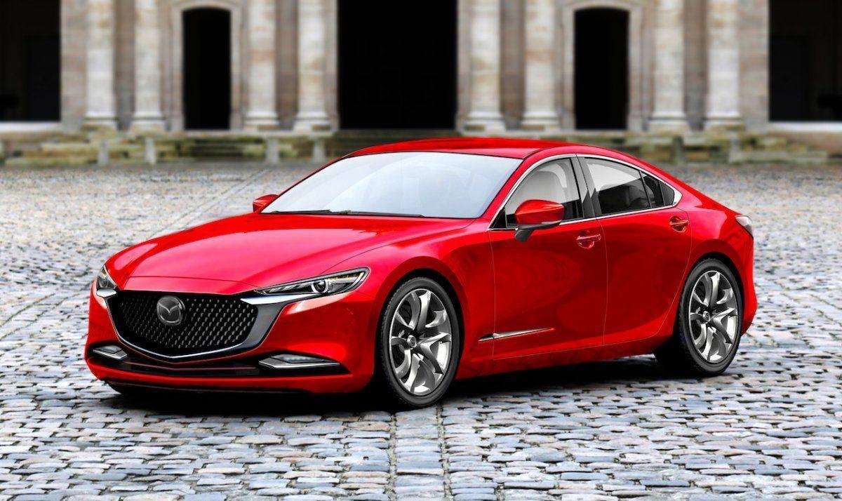 2021 Mazda6 Review