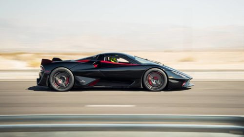 SSC Tuatara clocks 316.11 MPH and is officially the world's fastest production car