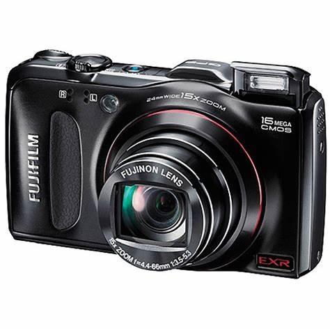 Fujifilm FinePix F550EXR Camera