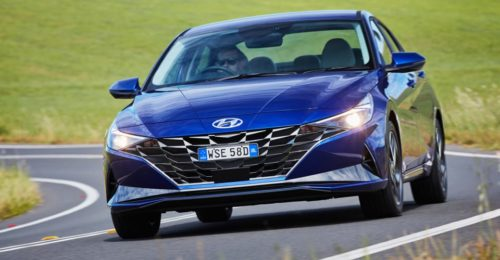 2021 HYUNDAI I30 SEDAN REVIEW
