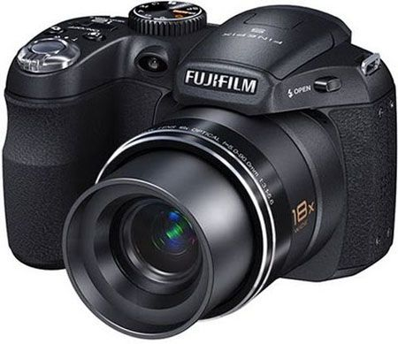 Fujifilm FinePix S1730 Camera