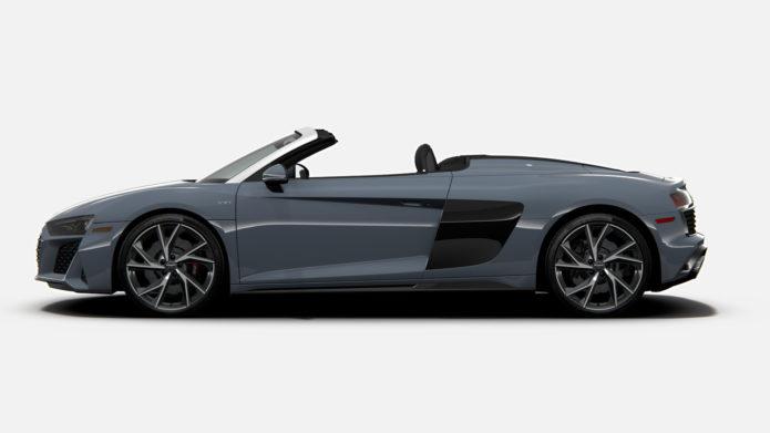 2021 Audi R8 RWD Coupe & Spyder: Making a Huge Comeback