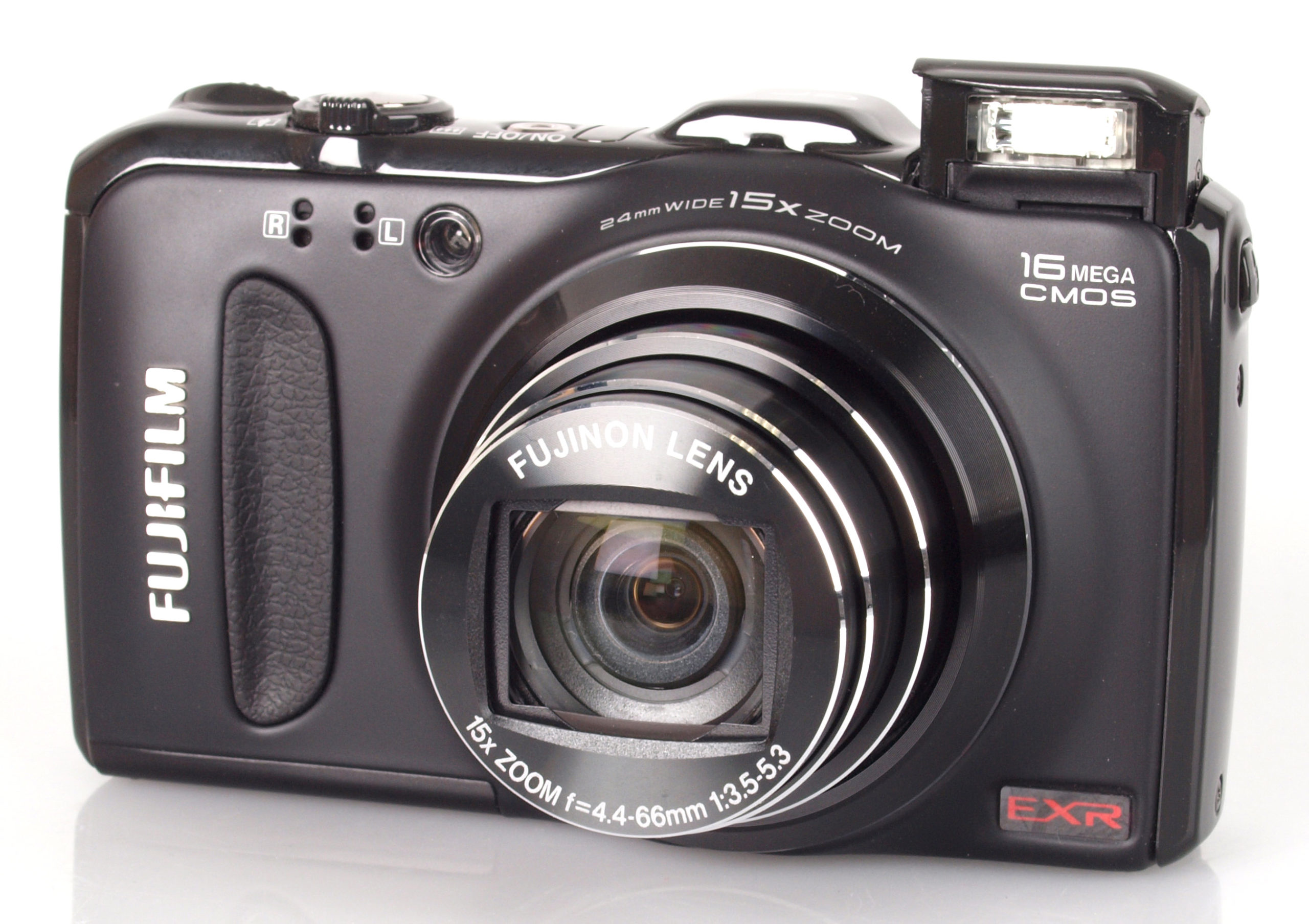Fujifilm FinePix F600EXR Camera