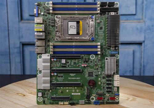 ASRock Rack TRX40D8-2N2T Review