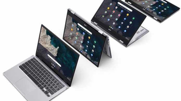 Rugged Acer TravelMate, Chrome Spin 513, Chromebox CXI4 are ready for business