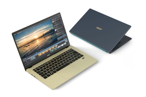 Acer announces first laptop with Intel Xe discrete graphics