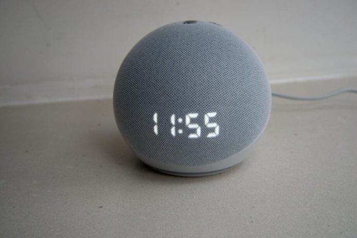 Amazon Echo Dot with Clock (4th Generation) Review