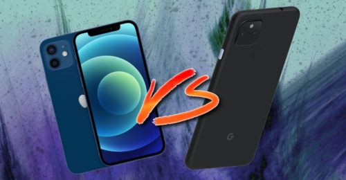 Google Pixel 4a 5G vs. iPhone 12 mini: Which should you buy?