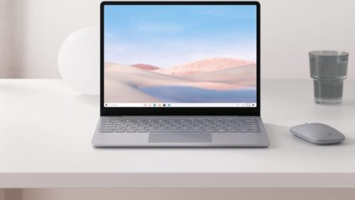 Surface Laptop Go gives Chromebooks some $550 competition