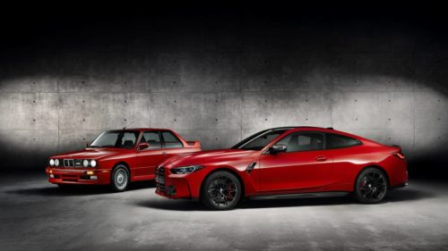2021 BMW M4 Competition x Kith fuses German performance with New York fashion