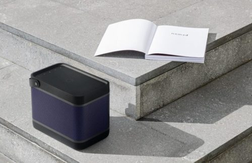 Bang and Olufsen introduces Beolit 20 portable wireless speaker