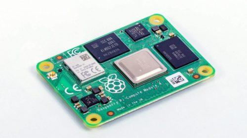Raspberry Pi Compute Module 4 comes in a more compact form