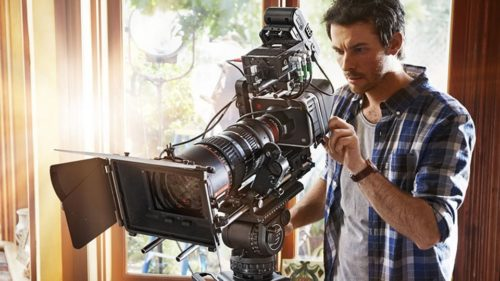 Top budget filmmaking cameras
