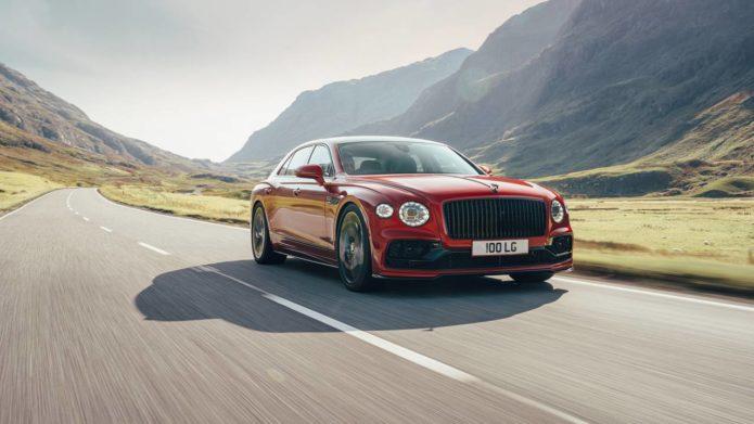 2021 Bentley Flying Spur V8: Lighter and more agile, yet still utterly luxurious