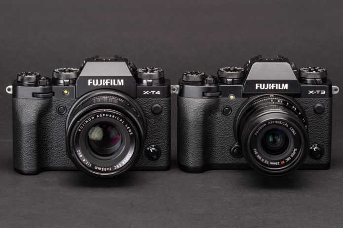 Fujifilm X-T3 vs X-T4 – The 10 Main Differences (extended)