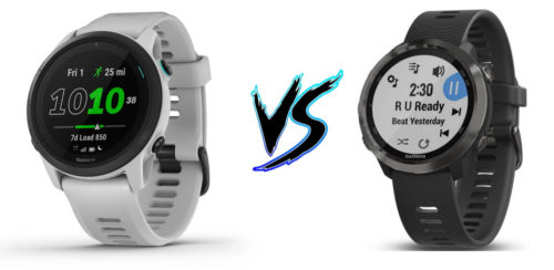 Garmin Forerunner 745 vs Forerunner 645 – Product Comparison