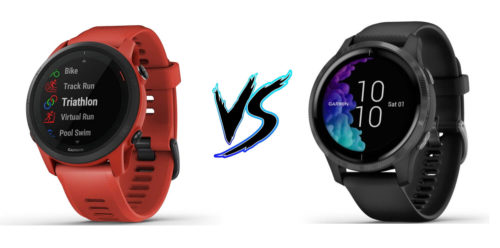 Garmin Forerunner 745 vs Garmin Venu – Product Comparison