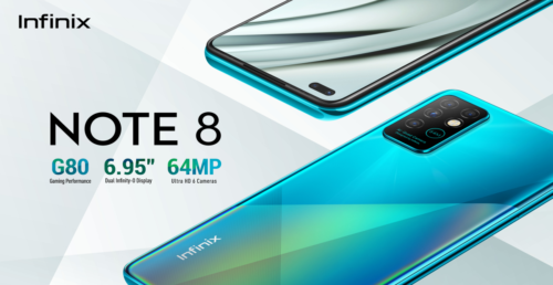 The Infinix Note 8 could be the perfect phone for photography fans