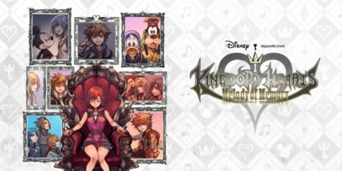 Hands on: Kingdom Hearts: Melody of Memory Preview