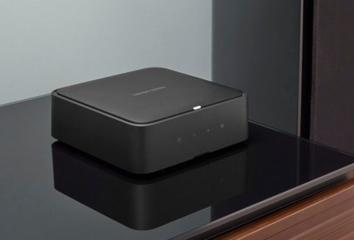 Harman Kardon Citation Amp offers HD streaming in a compact design
