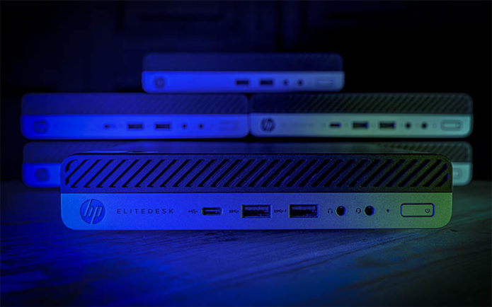 HP EliteDesk 800 G4 Mini TinyMiniMicro Guide and Review