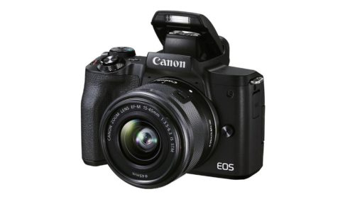 Canon EOS M50 Mark II is aimed at vloggers and live streamers