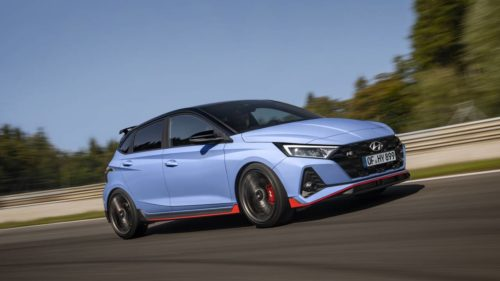 2021 Hyundai i20 N will arrive in Europe with 201 HP engine