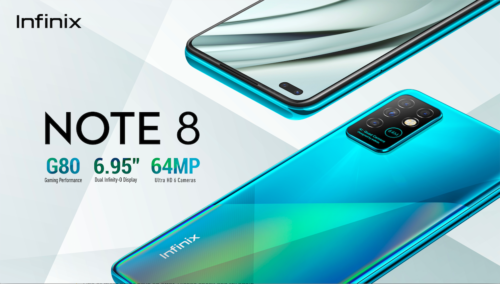 Imint and Infinix Collaborate to Enable All-New Infinix Note 8 with Superior Video Performance