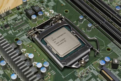 Intel Xeon W-1270 Review