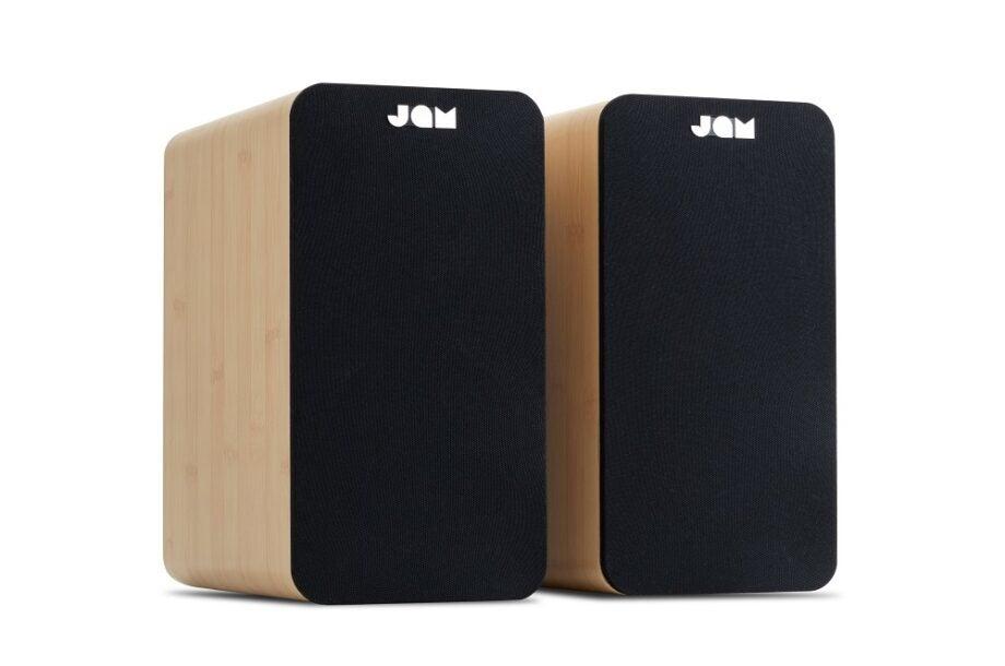 JAM Audio launches its affordable Bookshelf Speakers