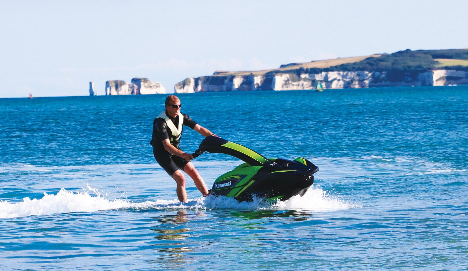 Kawasaki SX-R review: Stand-up Jet Ski delivers extreme performance