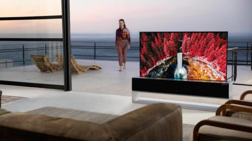 LG SIGNATURE OLED R Rollable TV is now available for purchase if you can