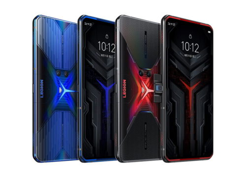 Lenovo Legion Phone Duel, a bizarre new gaming phone, is available to buy now