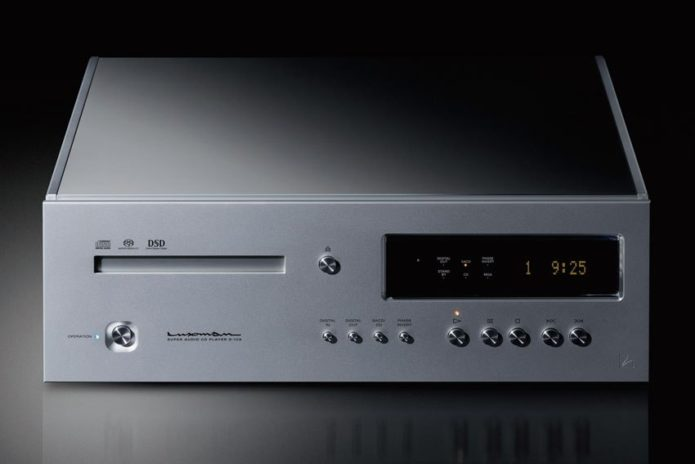 Luxman D-10X review