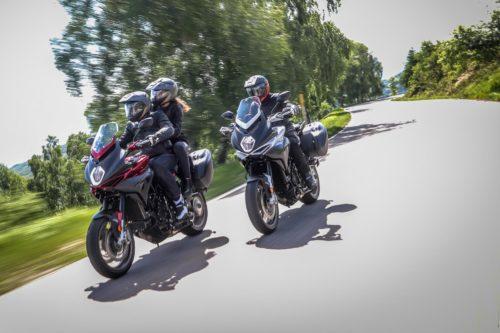 MV Agusta and Hertz Ride Rental Partnership Begins