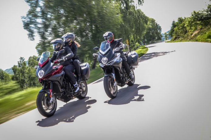 MV Agusta and Hertz Ride Rental Partnership Begins