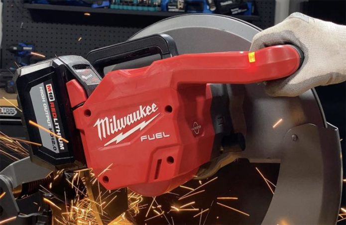 Milwaukee M18 Fuel 14-Inch Cordless Chop Saw Review