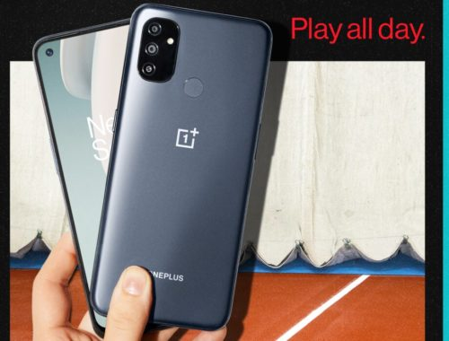 The OnePlus Nord N100 is the cheapest OnePlus phone in a long while