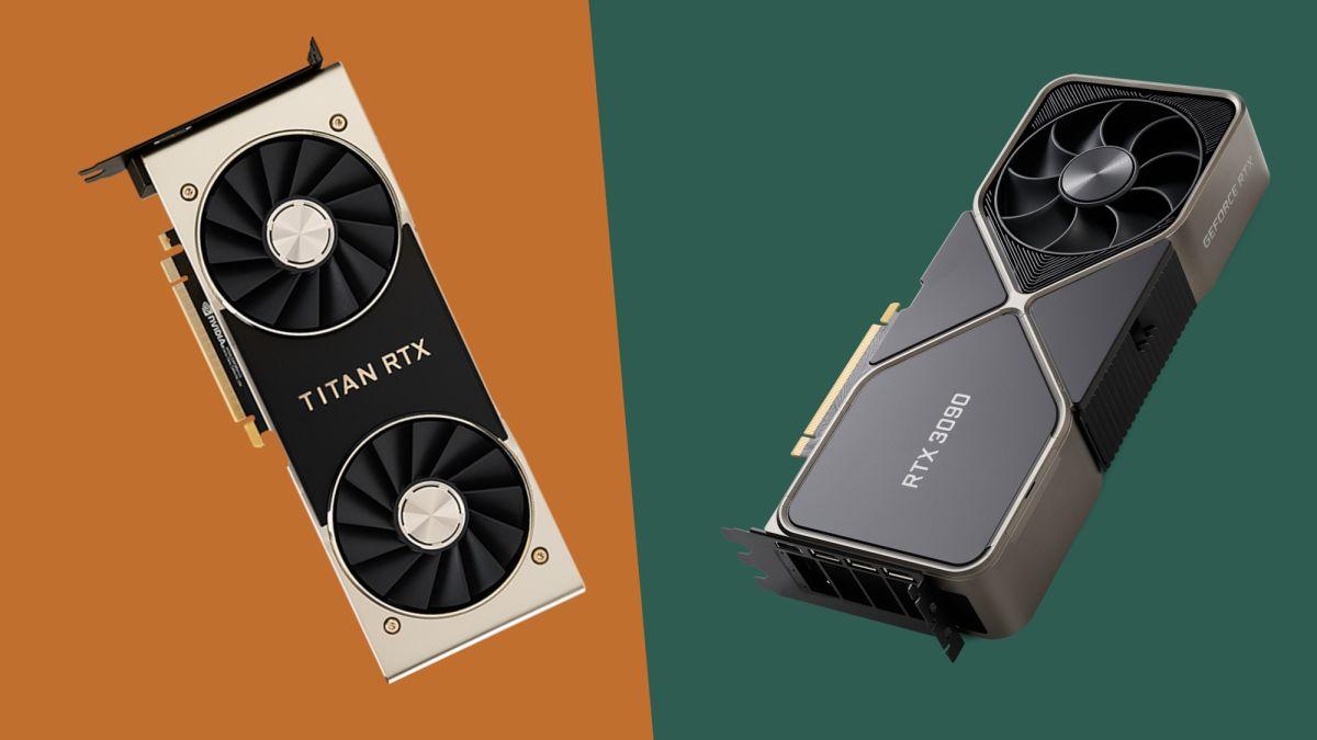 Nvidia RTX 3090 vs Nvidia RTX Titan: battle of the 8K beasts